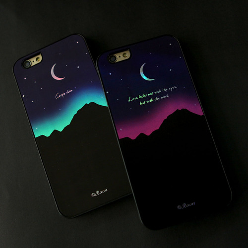 RAON AURORA MOONLIGHT(4TYPE) TWINKLE CASE