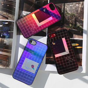 DPARKS COLOR GRID TWINKLE CASE
